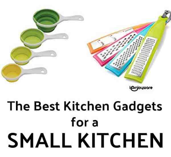 The Best Kitchen Gadgets for a Small Kitchen