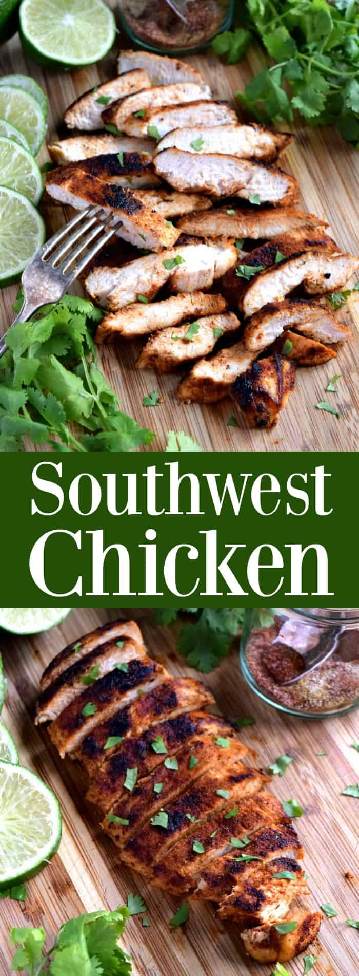 Easy Southwest Chicken Recipe