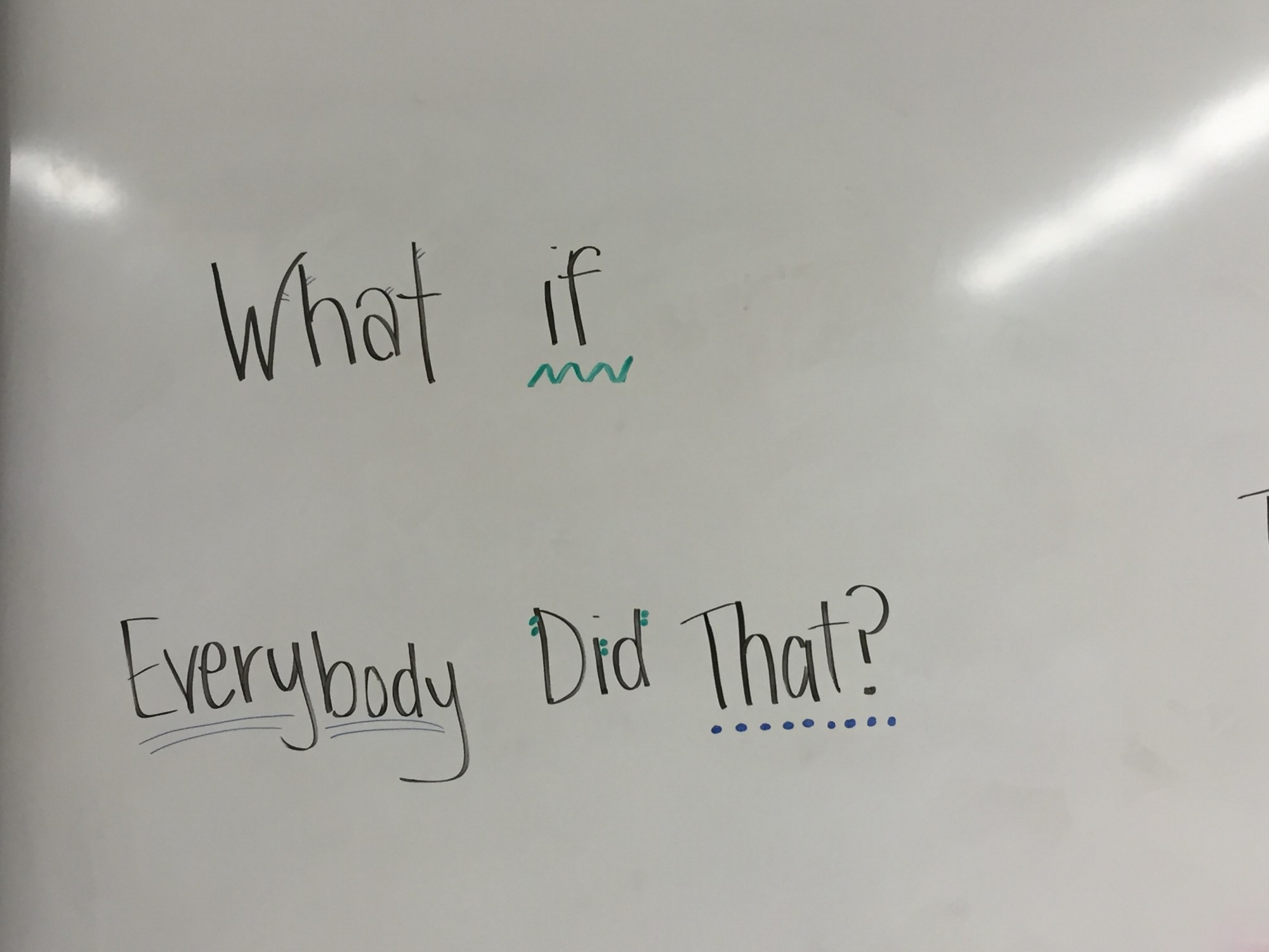 hight resolution of 1st Grade Lesson on Respect: What If Everybody Did That?
