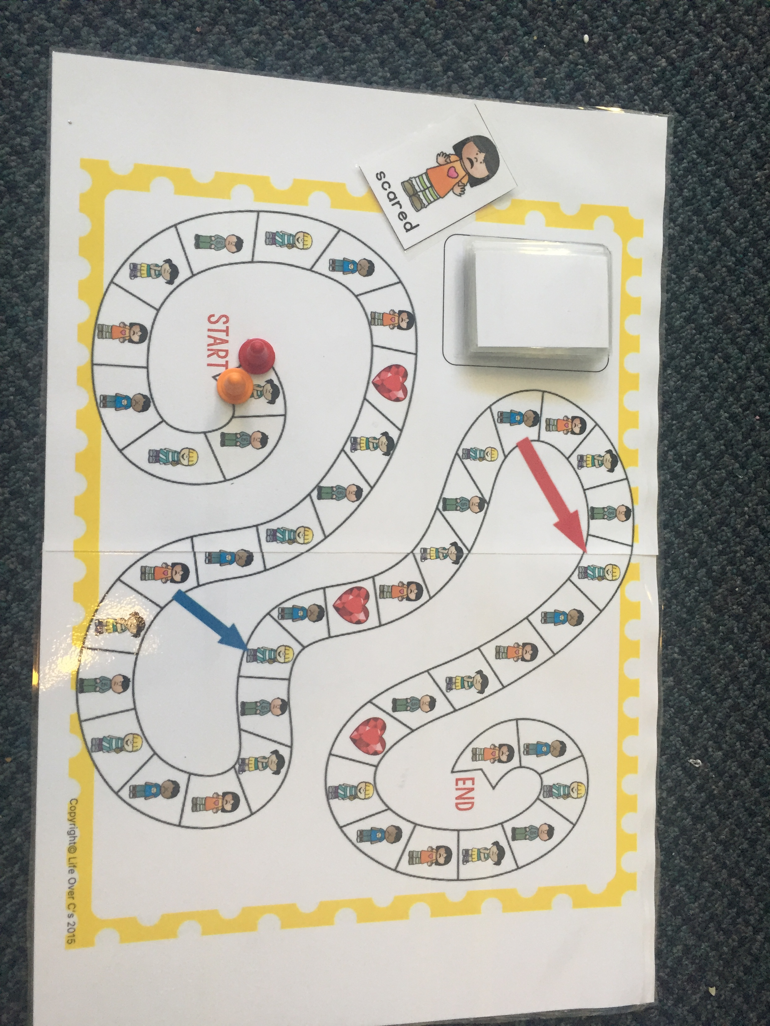 My Favorite Free Printable Rapport Building Board Games