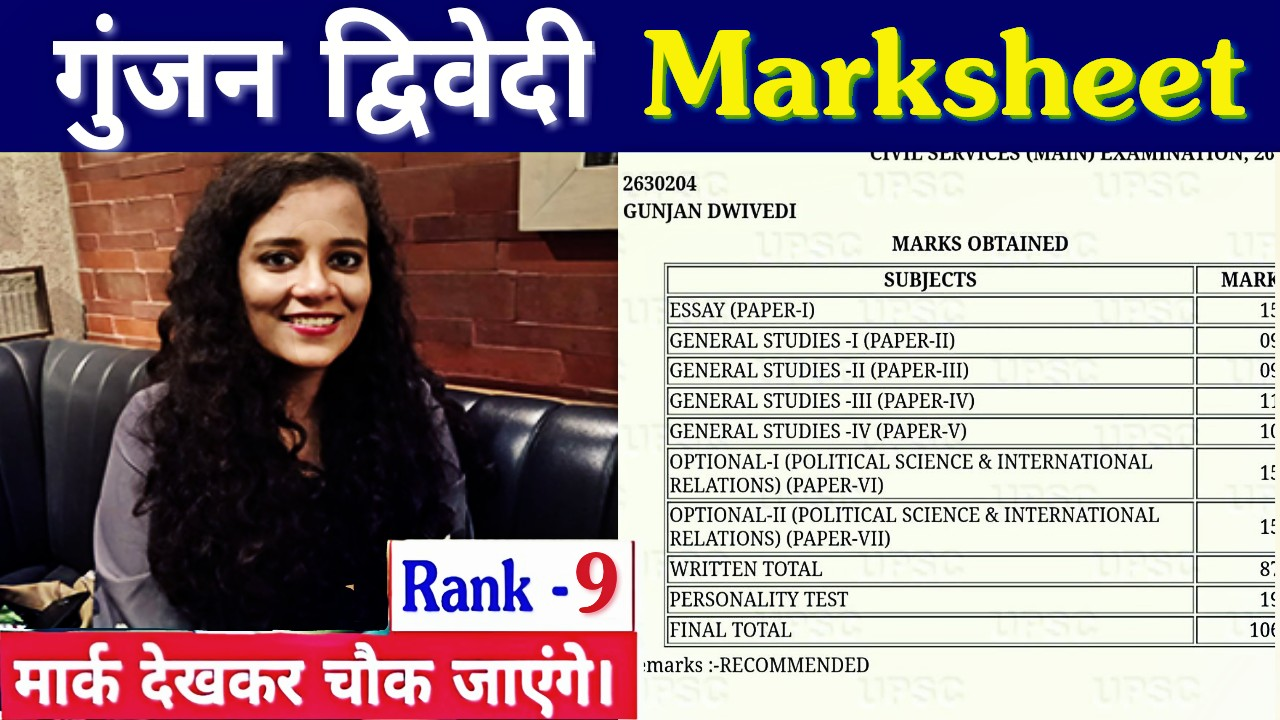 gunjan dwivedi mains Marksheet, gunjan dwivedi marks, gunjan dwivedi Marksheet 2018, gunjan dwivedi Marksheet 2019, gunjan dwivedi marks 2018, gunjan dwivedi marks 2019, gunjan dwivedi prelims marks, gunjan dwivedi mains marks, Upsc marks of gunjan dwivedi, upsc topper 2018-19 gunjan dwivedi Marksheet, gunjan dwivedi mains Marksheet, gunjan dwivedi marks, gunjan dwivedi 2018, gunjan dwivedi Marksheet 2019, gunjan dwivedi marks 2018, gunjan dwivedi marks 2019, gunjan dwivedi prelims marks, gunjan dwivedi mains marks, Upsc marks of gunjan dwivedi, gunjan dwivedi marksheet 2019, gunjan dwivedi Upsc topper, gunjan dwivedi prelims marks, gunjan dwivedi prelims mark sheet