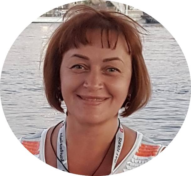 Oksana Shcherbachova