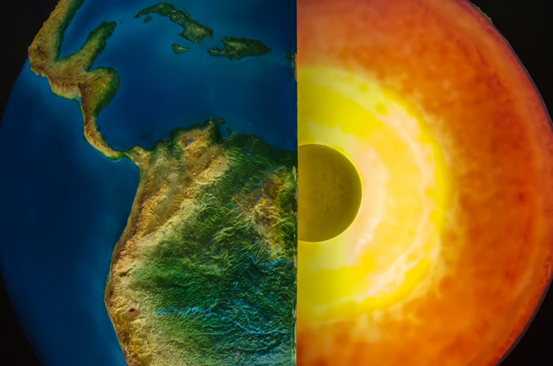 Earth S Mantle Moves Up And Down Like A Yo Yo