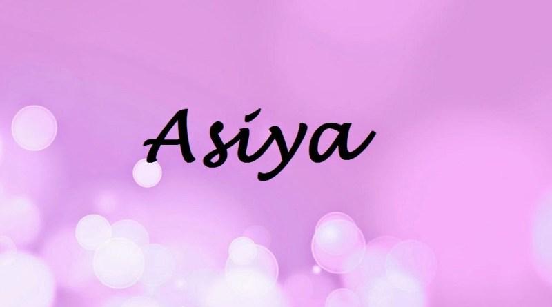 The Story of Lady Asiya, the Wife of Pharaoh