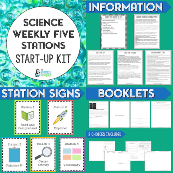 Free SW5 Stations Start-Up Kit