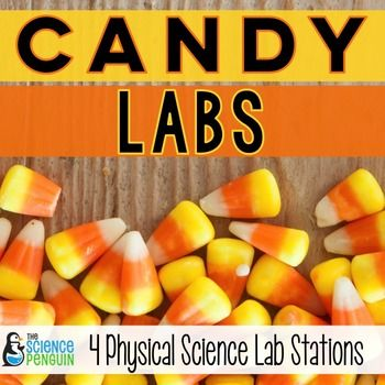 Halloween Candy Labs