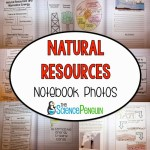 The Science Penguin's Science Plans Week 12 {Natural Resources}