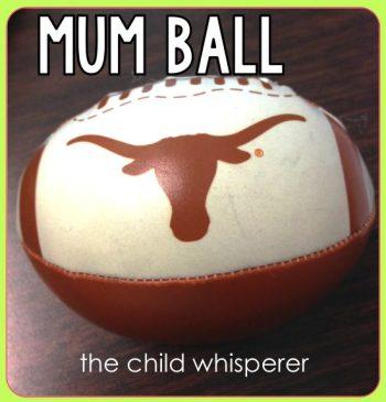 mum ball