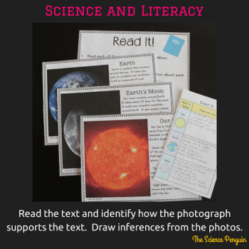 4 Ways to Connect Science & Literacy: Read the Text AND the Pictures