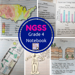 4th Grade NGSS Interactive Science Notebook