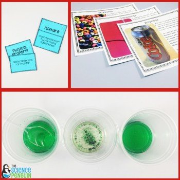 Mix! Science Stations Unit