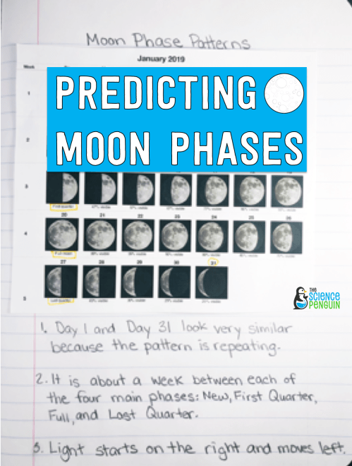 small resolution of 5 Ideas to Teach Students about Moon Phases
