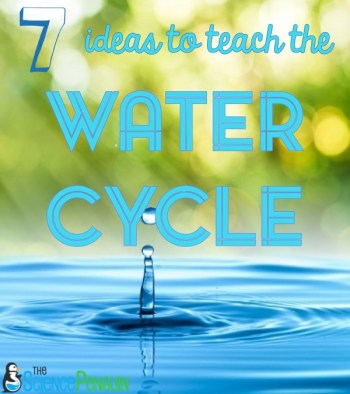 Ideas to Teach the Water Cycle