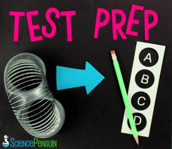 5th Grade Science STAAR Test Prep