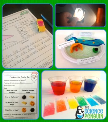 Science Day Experiments