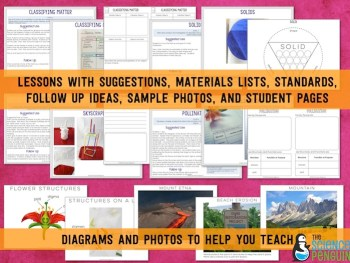 NGSS Grade 2 Science Notebook