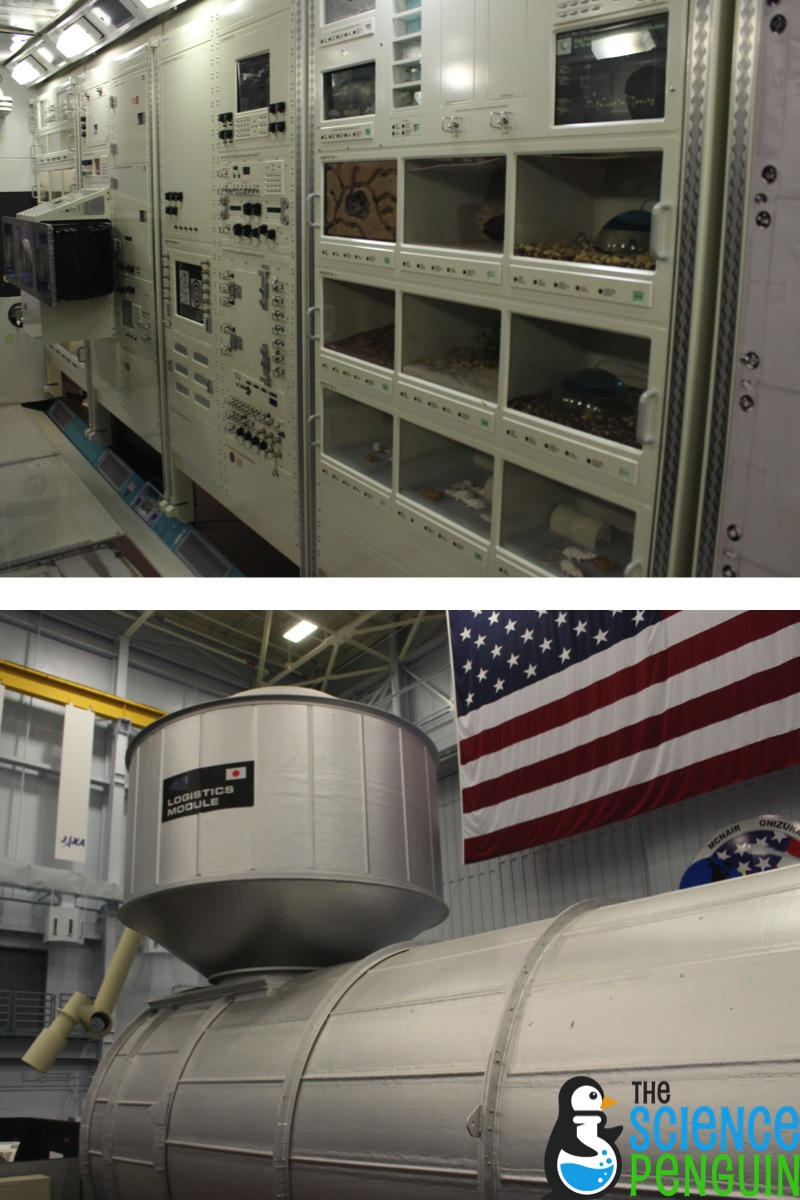 My Visit to Johnson Space Center {Part 1} — The Science ...