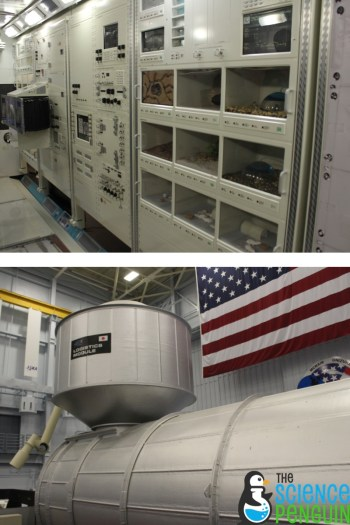 International Space Station Mockup