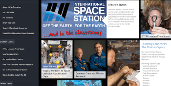 STEM on Station: Ideas and Resources for Teachers