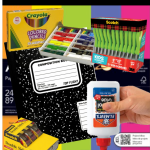 Interactive Notebook Supplies