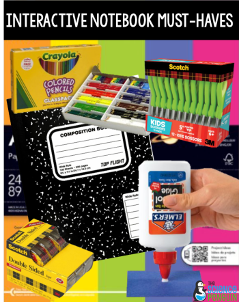 Interactive Notebook Must-Haves