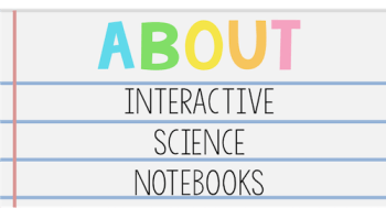 About Interactive Science Notebooks