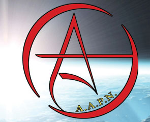Atheists Against Pseudoscientific Nonsense Logo