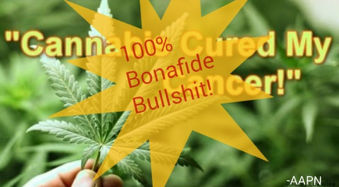 There Is No Conclusive Evidence That Cannabinoids Actually Cure Cancer
