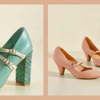 spring shoes for vintage gals