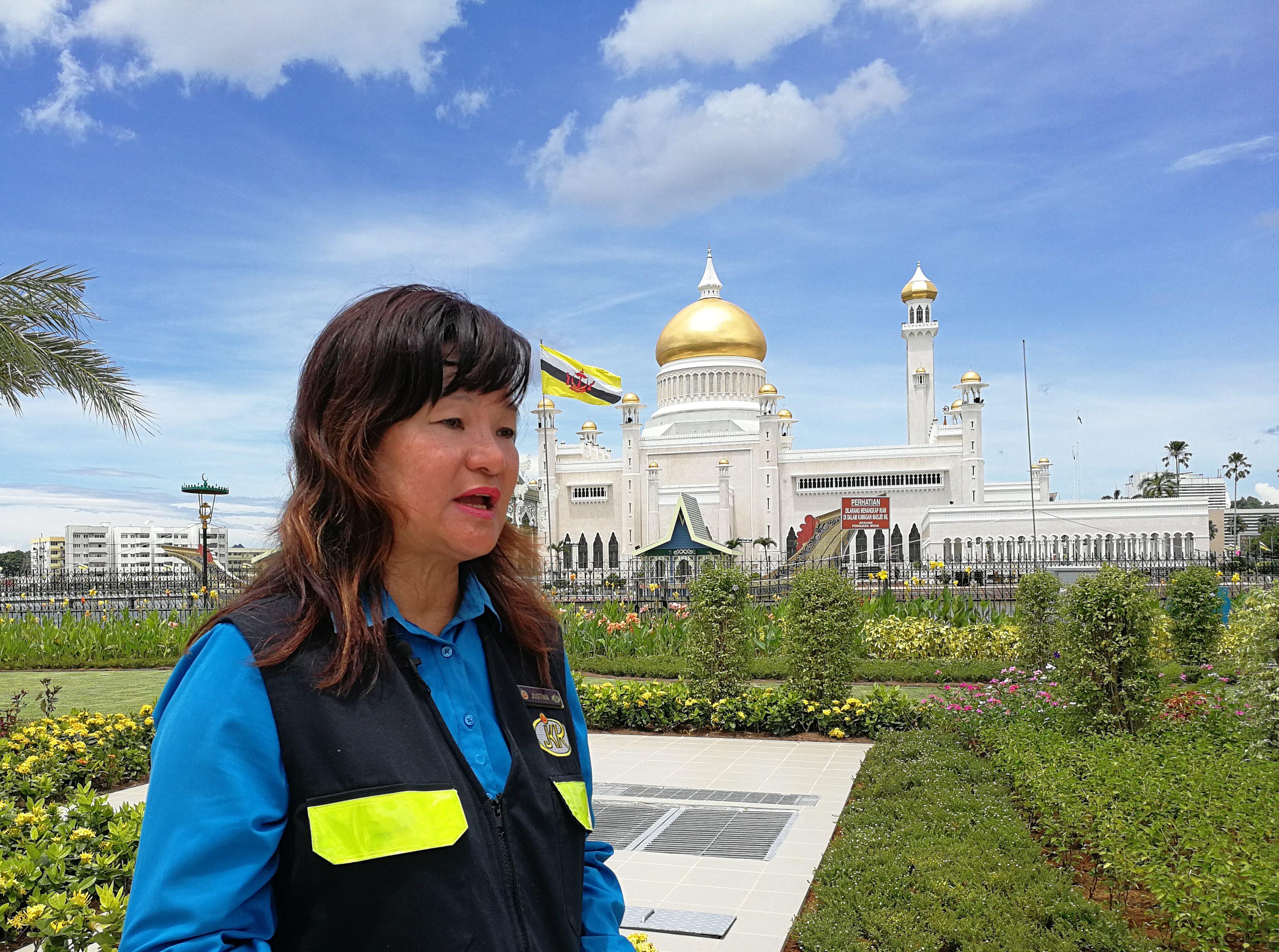 Justina Liew Vun Ching, acting director of Drainage and Sewerage. Photo: Ubaidillah Masli/The Scoop