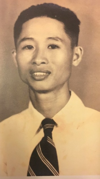 During the Japanese occupation of Brunei, a young Lau Ah Kok managed a farm. Photo: Courtesy of the Lau Family