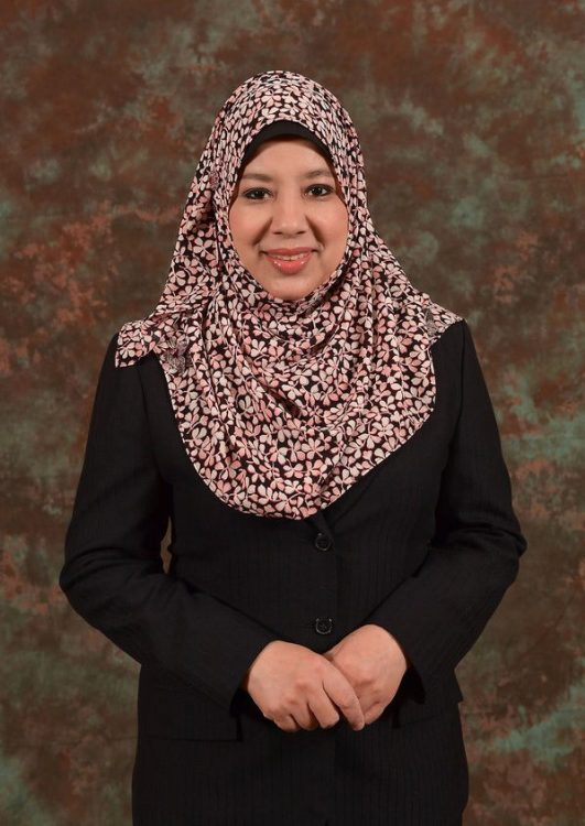 Datin Hjh Elinda, the new Deputy Minister at the Prime Ministers Office. Photo via PMO
