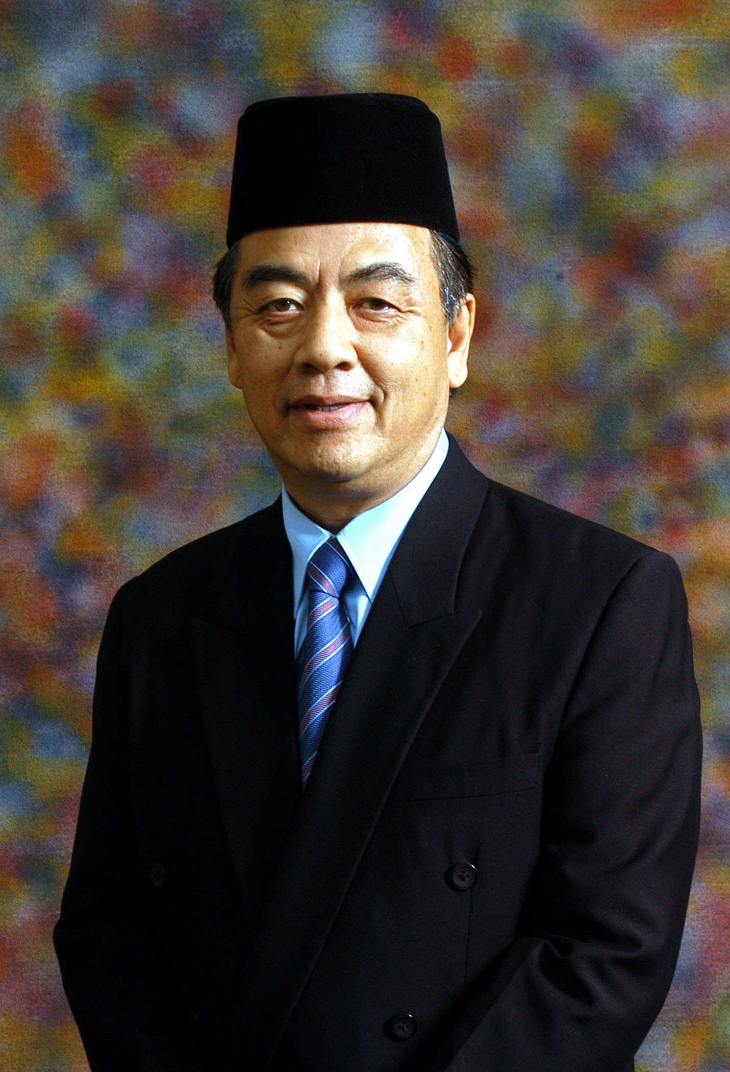 Dato Dr Hj Mat Suny, the new Minister of Energy and Industry. Photo via BruneiResources.com