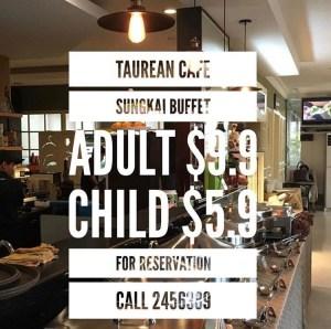 Taurean Cafe