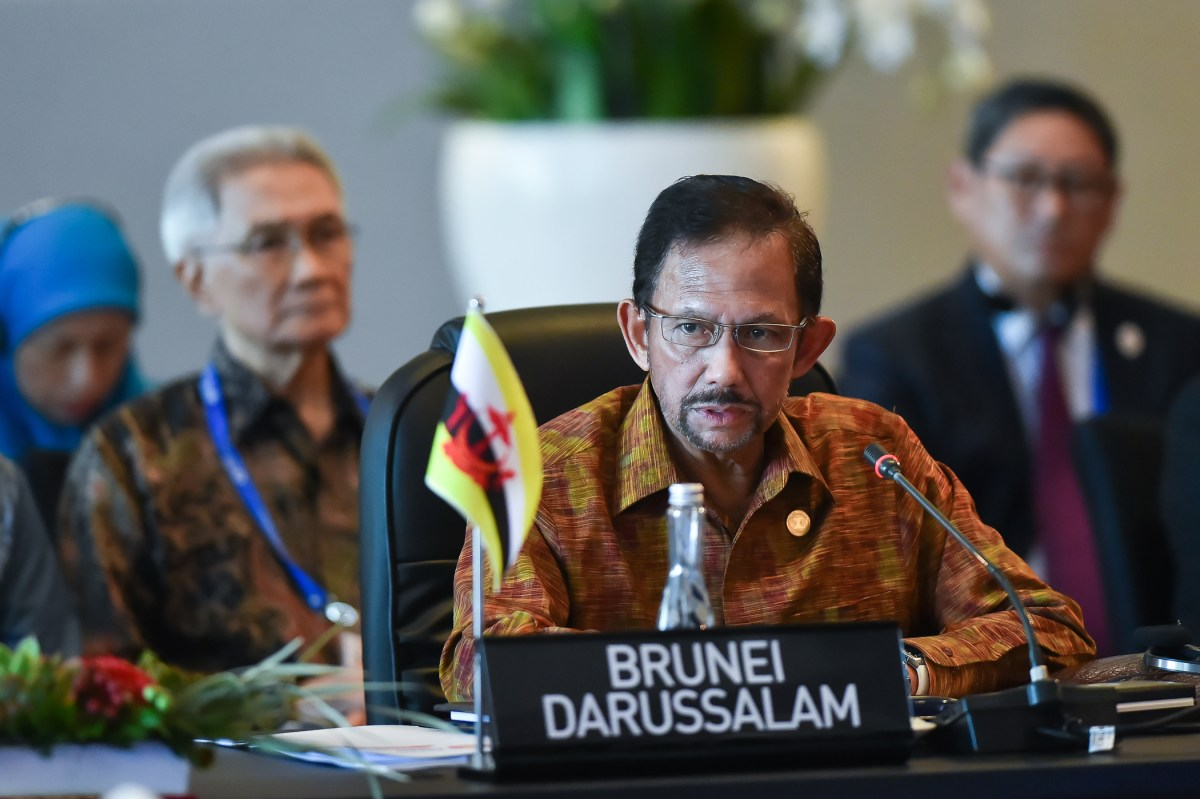 ASEAN leaders vow to uphold free trade, economic integration at Bali meeting