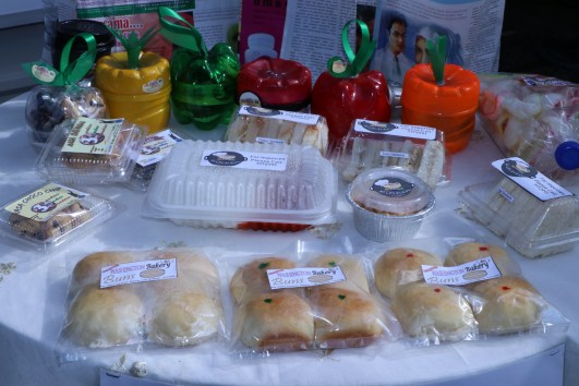 Some of the food items available at SMARTER's Washington Bakery. Photo: Rasidah HAB/The Scoop