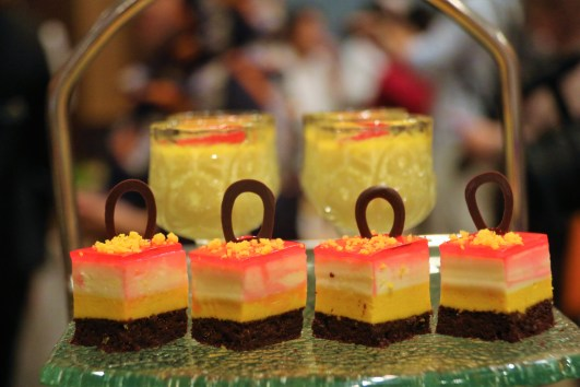 Some of the desserts featured during the launching of Brunei Gastronomy week. Photo: Rafidah Hamit/The Scoop