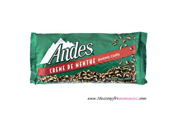 Andes Mint Chocolate Candy Chips