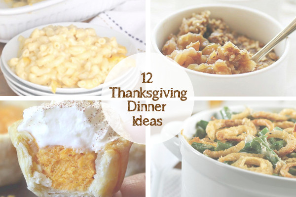 thanksgiving dinner ideas-featured image