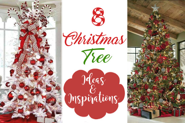 Christmas Tree Ideas and Inspirations
