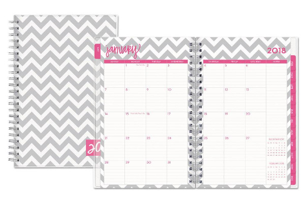 16 Printable Planner and Calendars
