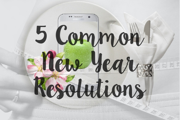5 Common New Year Resolutions featured image