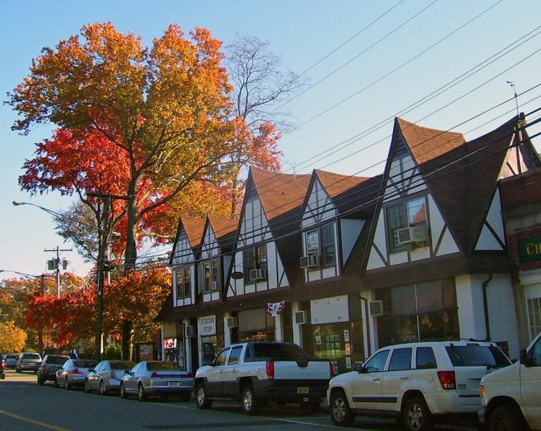 Downtown Short Hills NJ 768x612