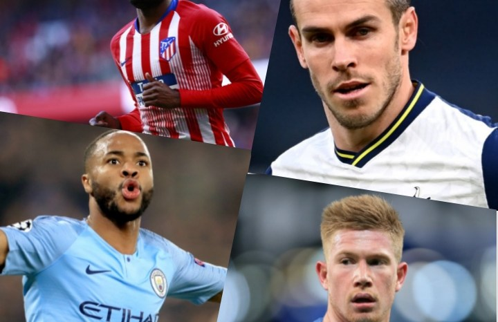 2021 Highest paid players in Premier League