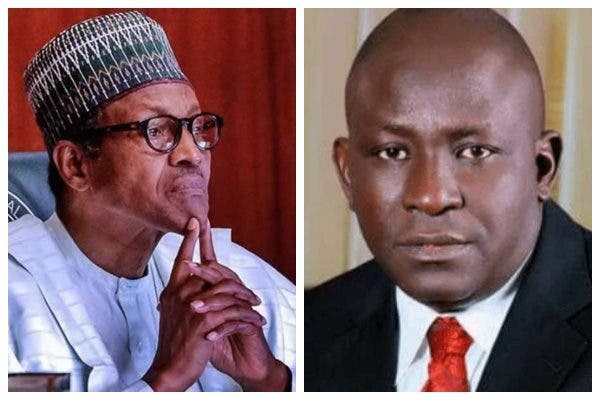 Buhari's son-in-law declared wanted for embezzlement