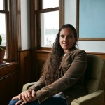 Changemaker: Magdalena Ayed, fighting climate change and protecting coastal communities