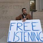 Changemaker: Kip Clark has an open ear to strangers