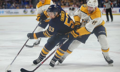 Buffalo Sabres Ink Skinner to New Deal