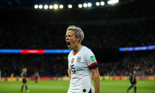 Thank you, Next. Megan Rapinoe and the USWNT Breeze Past France to Move on to the World Cup Semifinals