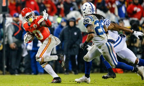 Fantasy Fallout from the Tyreek Hill News